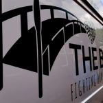 The Bridge At Leigh Logo on Side of Van