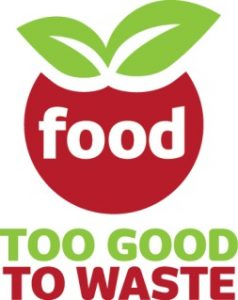 Food Too Good To Waste Logo - The Bridge At Leigh